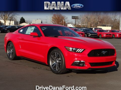 New 2017 Ford Mustang EcoBoost RWD Coupe