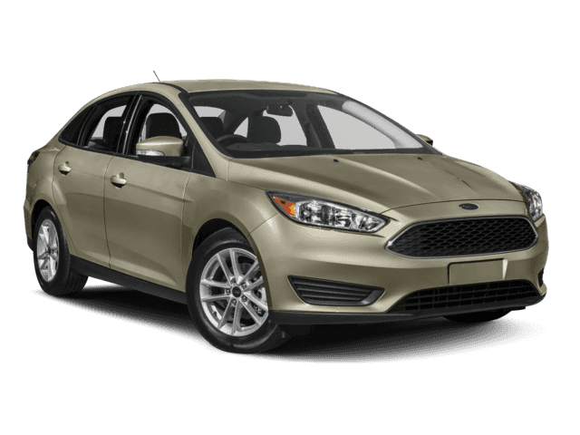 New 2017 Ford Focus SE FWD Sedan