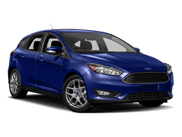 New 2017 Ford Focus SEL FWD Hatchback
