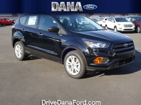 New 2018 Ford Escape S FWD SUV