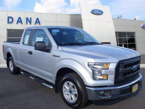 Certified Pre-Owned 2015 Ford F-150 XL RWD Truck