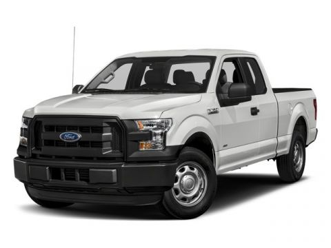 New 2017 Ford F-150  4WD