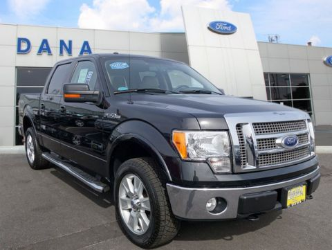 Pre-Owned 2010 Ford F-150 Lariat 4WD