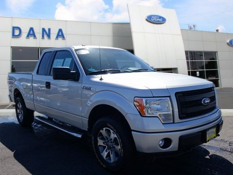 Certified Pre-Owned 2013 Ford F-150 STX 4WD