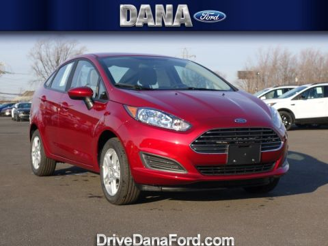 New 2017 Ford Fiesta SE FWD Sedan