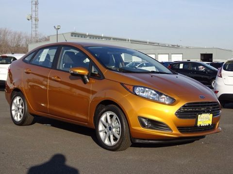 New 2016 Ford Fiesta SE FWD Sedan