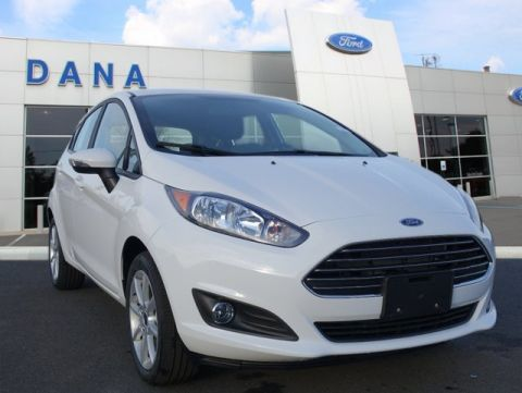 Certified Pre-Owned 2016 Ford Fiesta SE FWD Hatchback