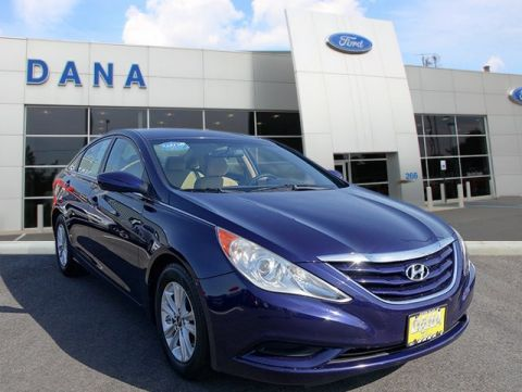 Pre-Owned 2011 Hyundai Sonata GLS FWD Sedan