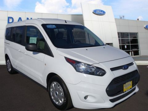 Certified Pre-Owned 2014 Ford Transit Connect XLT FWD Minivan