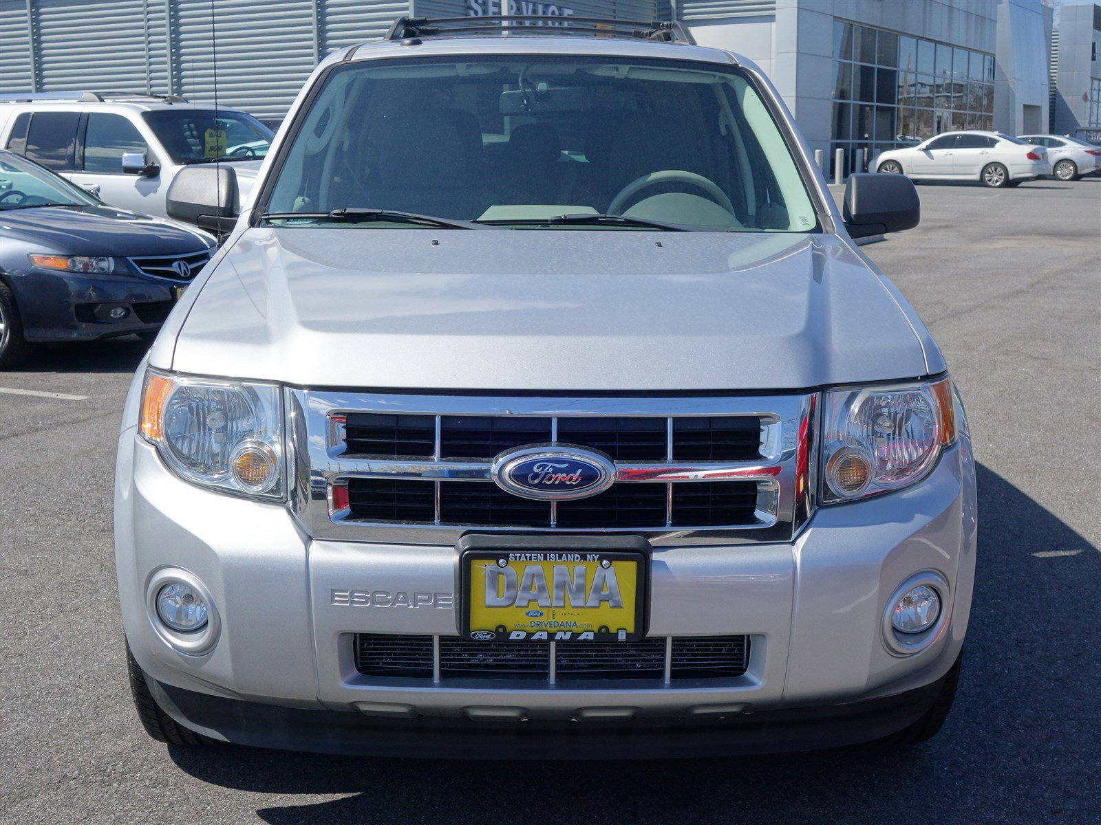 Pre Owned 2010 Ford Escape XLT SUV in Staten Island A