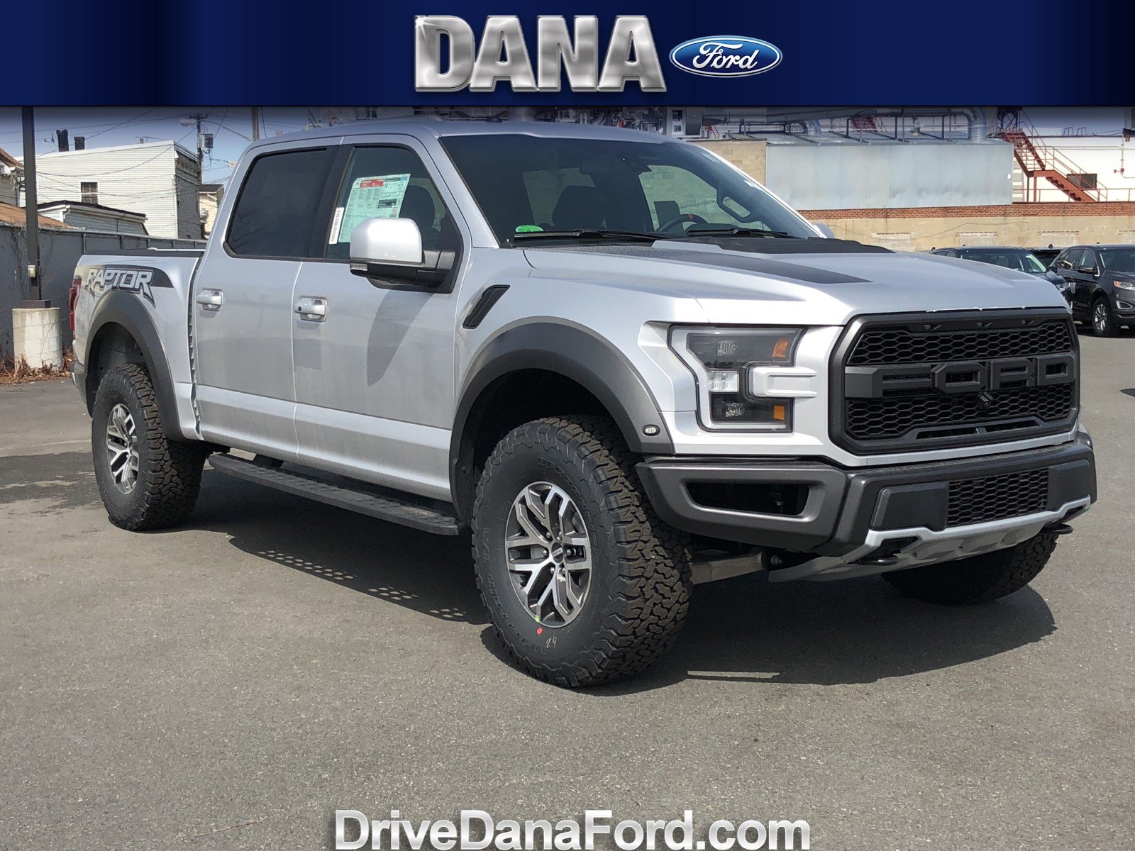 Spradley Barr Ford >> Ford 2018 Air Design F150 Silver Automobile t