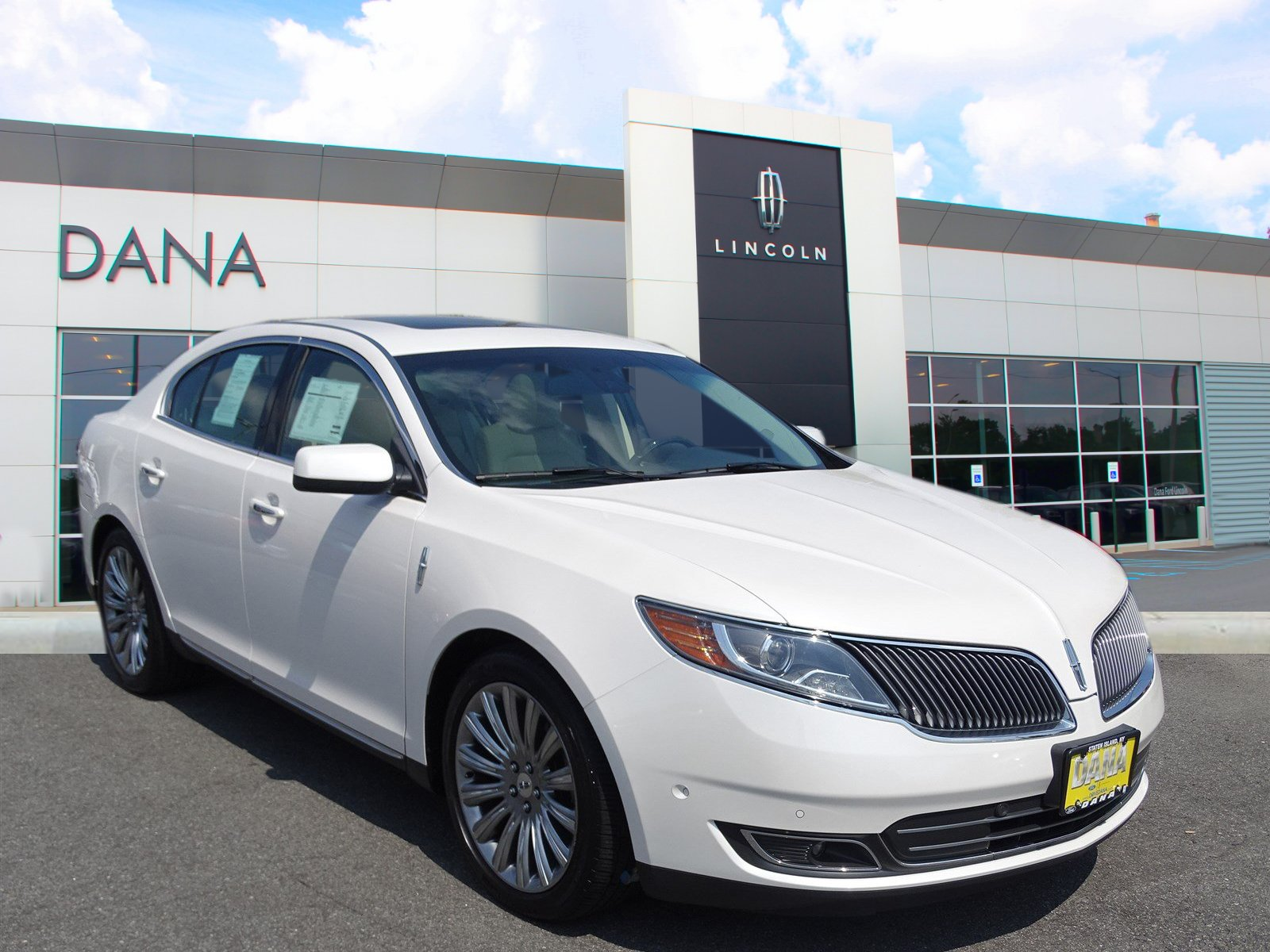 Certified Pre Owned 2015 LINCOLN MKS CERTIFIED ELITE TECH PKG