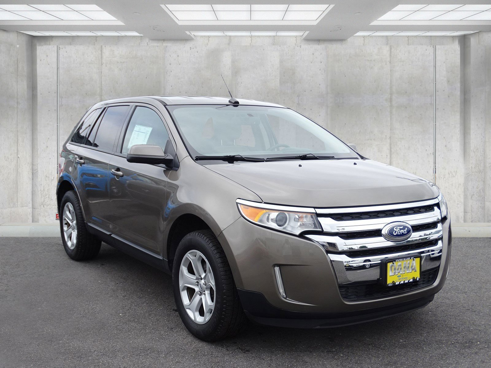 Certified Pre Owned  Ford Edge Certified Sel One Owner